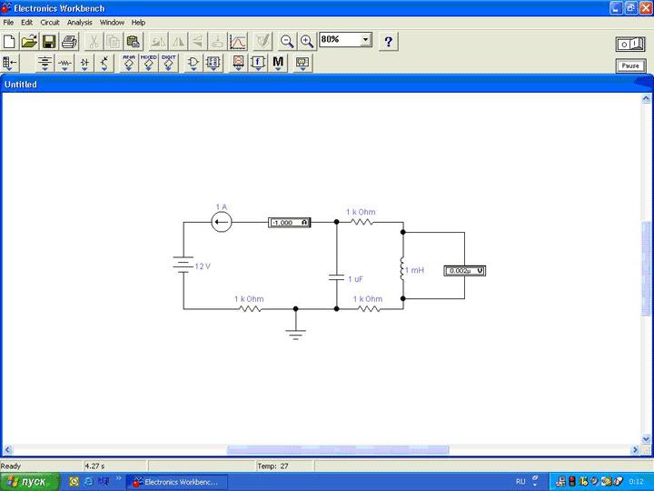 Electronic WorkBench لمهندسي الكهرباء